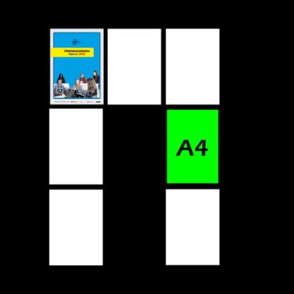Föreningsårsbok - A4-presentation